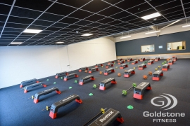 New 50 Person Fitness Studio